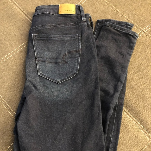 American Eagle Outfitters Denim - American Eagle Jeggings. Super Hi-Rise